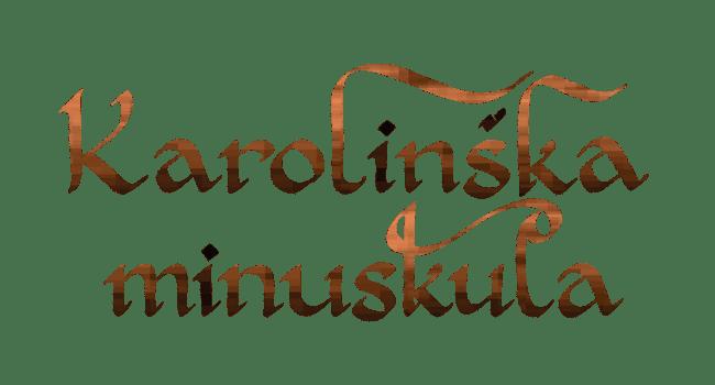 karolinška minuskula